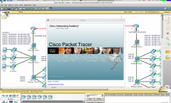 Video Cisco Packet tracer