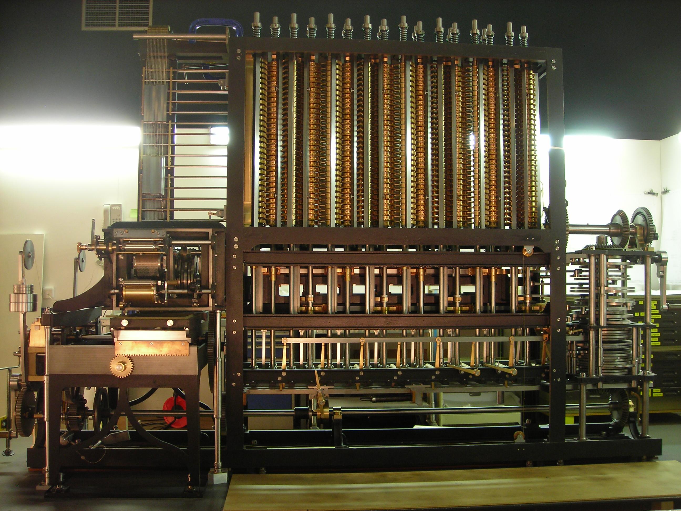 difference machine