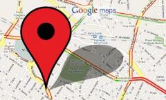 creare mappe con Google maps