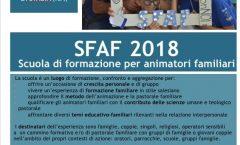 SFAF 2018 - giorno 0